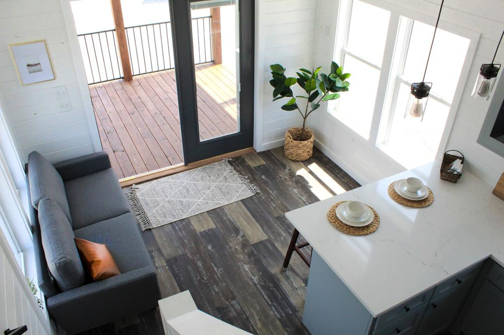 Living Room - Zion by Mustard Seed Tiny Homes