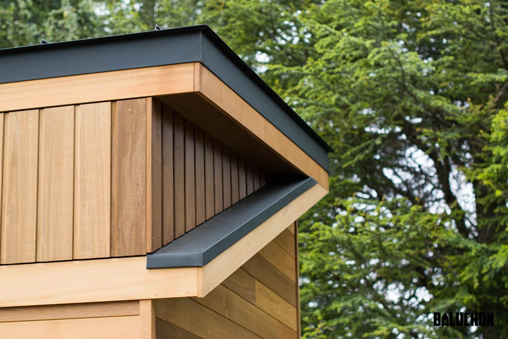 Double Pitch Roof - Astrild by Baluchon