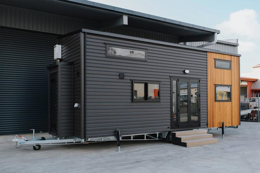 Kingfisher Tiny House by Build Tiny