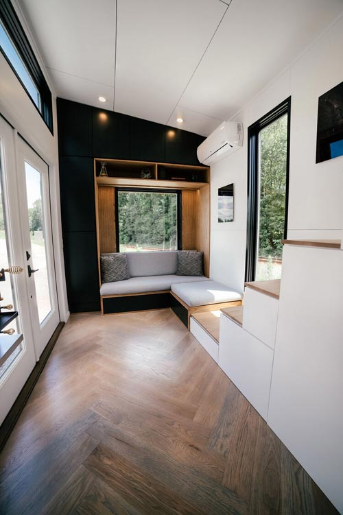 Living Room - Kubrick by Wind River Tiny Homes