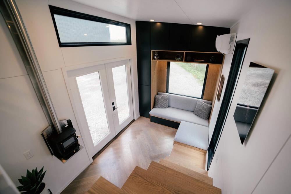 French Doors - Kubrick by Wind River Tiny Homes