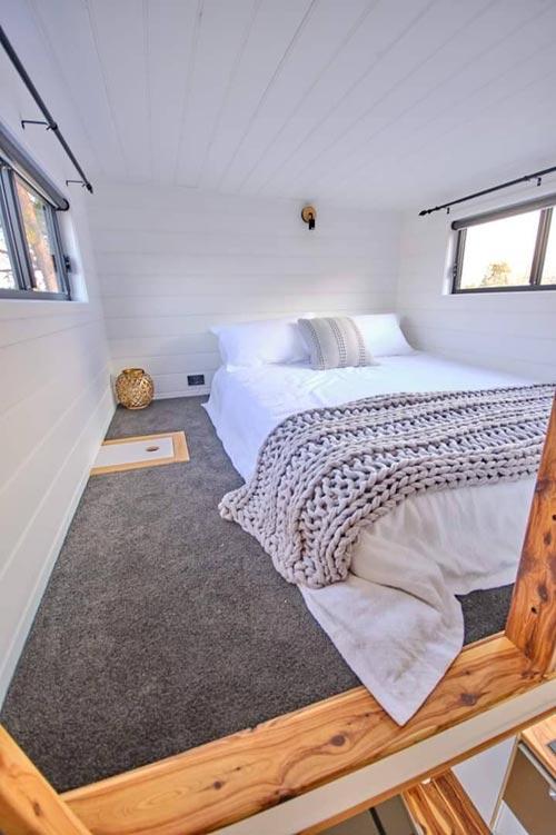 Bedroom Loft - Little Sojourner by Häuslein Tiny House Co