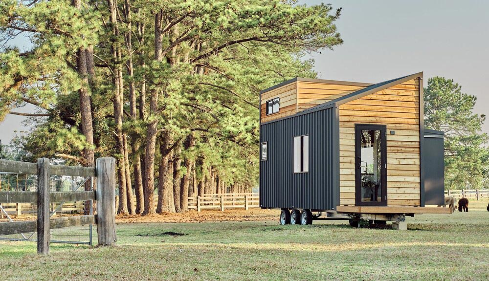 Modern Exterior - Little Sojourner by Häuslein Tiny House Co