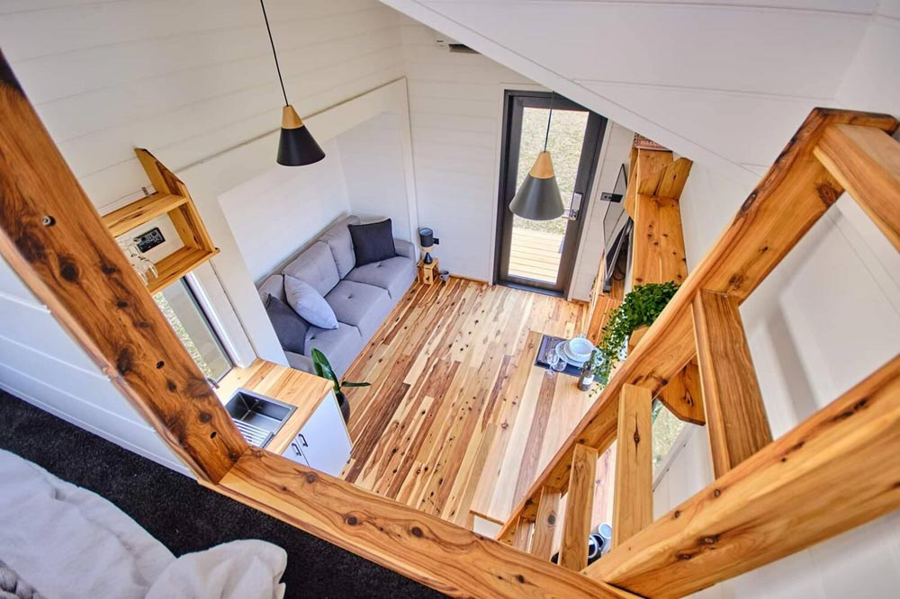 Living Room - Little Sojourner by Häuslein Tiny House Co