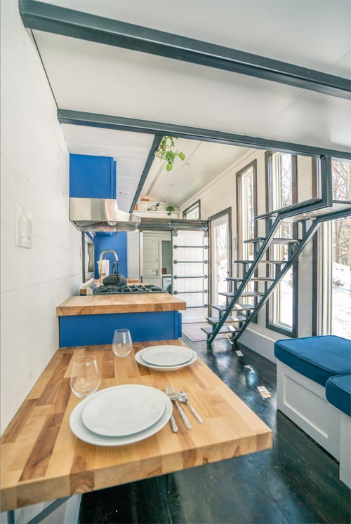 Dining Table - Ark by Willowbee Tiny Homes