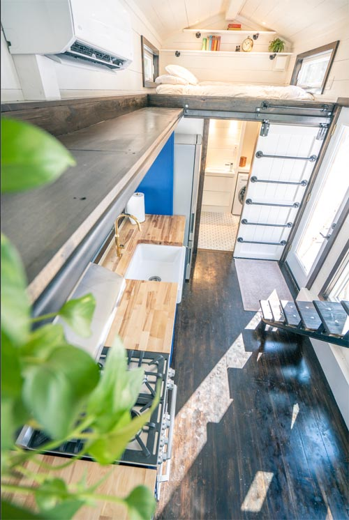 Catwalk - Ark by Willowbee Tiny Homes