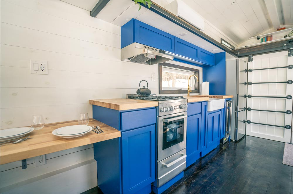 Kitchen & Dining - Ark by Willowbee Tiny Homes