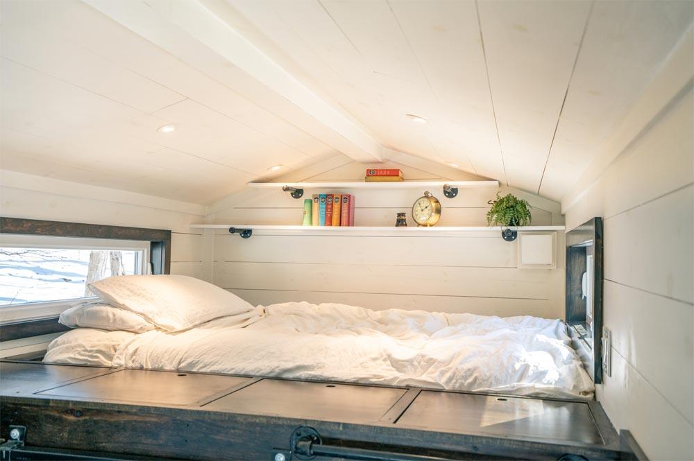 Bedroom Loft - Ark by Willowbee Tiny Homes
