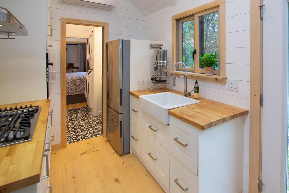 Apron Sink - Burmenbov by Willowbee Tiny Homes