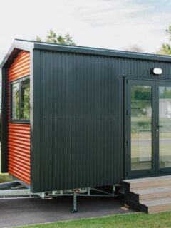 Camper Tiny House by Build Tiny