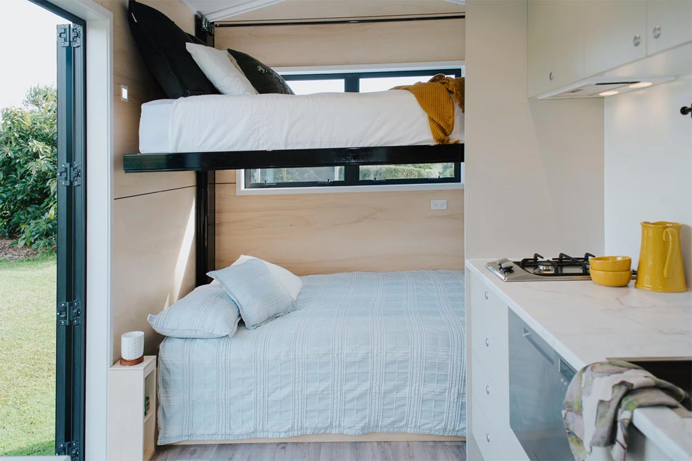 Bunk Beds - Camper Tiny House by Build Tiny