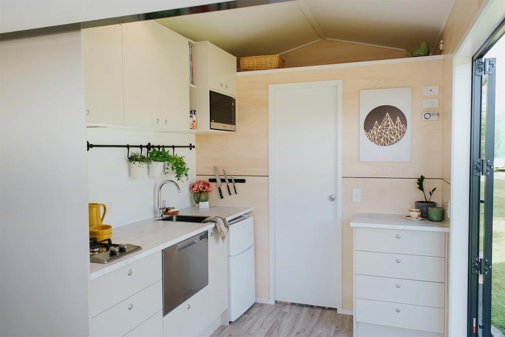 Kitchen Appliances - Camper Tiny House by Build Tiny