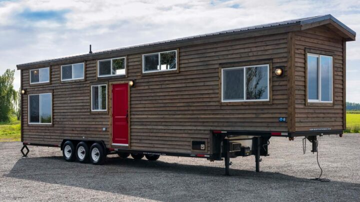 Canada Goose by Mint Tiny Homes