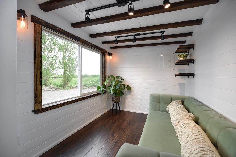 Living Room - Canada Goose by Mint Tiny Homes