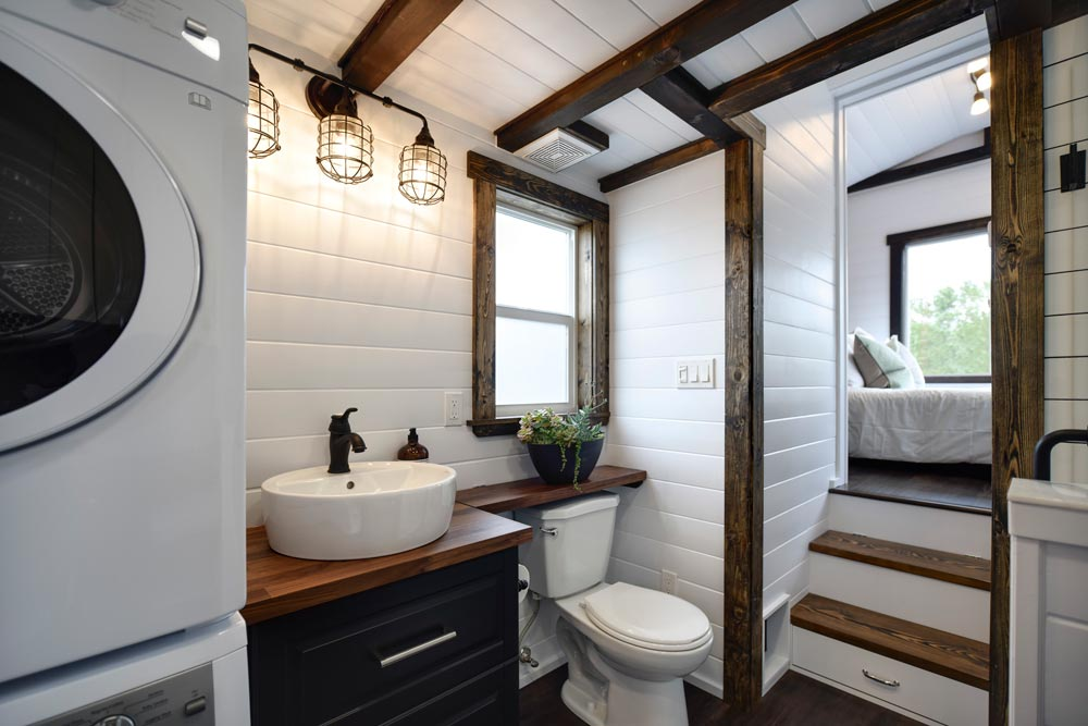 Vessel Sink - Canada Goose by Mint Tiny Homes