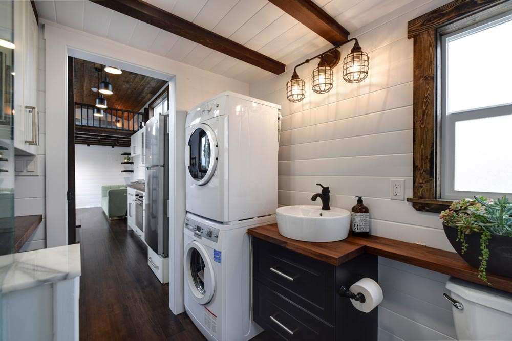 Stackable Washer/Dryer - Canada Goose by Mint Tiny Homes