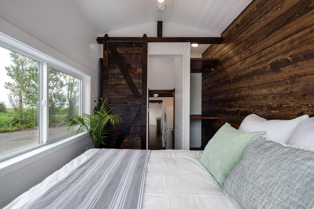 Master Bedroom - Canada Goose by Mint Tiny Homes