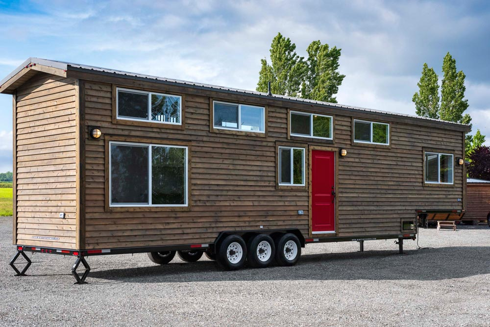 Exterior View - Canada Goose by Mint Tiny Homes