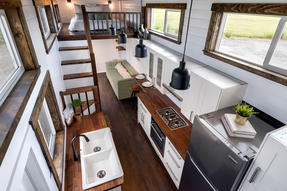 Interior View - Canada Goose by Mint Tiny Homes