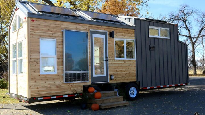 Innisfree Anarres by Teacup Tiny Homes