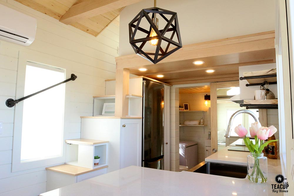 Kitchen - Innisfree Anarres by Teacup Tiny Homes