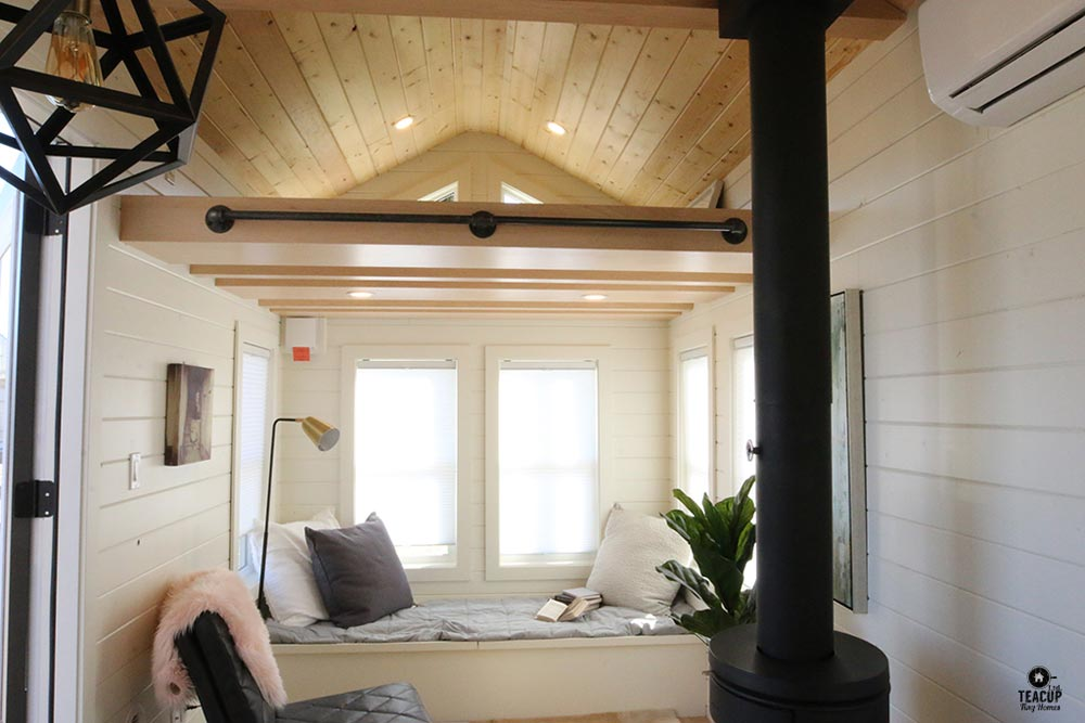 Living Room - Innisfree Anarres by Teacup Tiny Homes