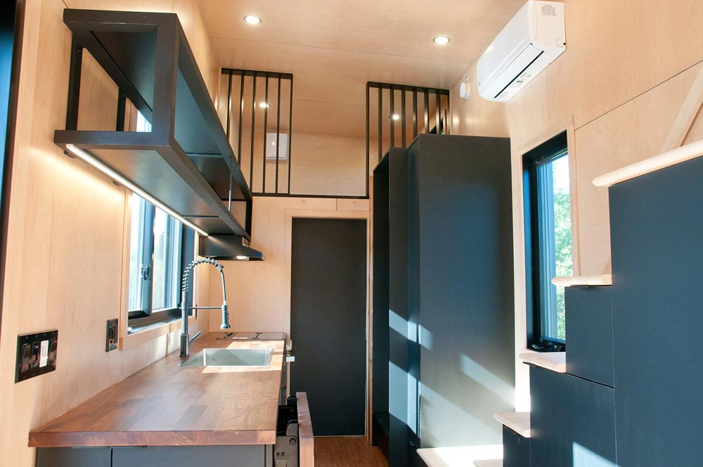 Black Cabinets - Orme by Minimaliste