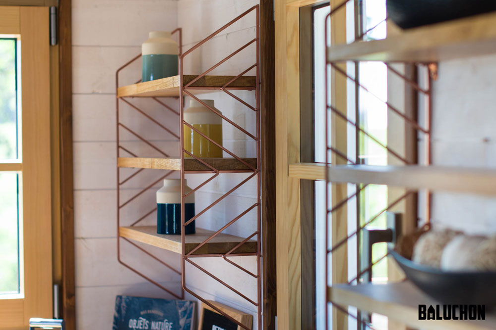Kitchen Shelves - Solaris by Baluchon