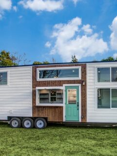 34' Magnolia by Indigo River Tiny Homes