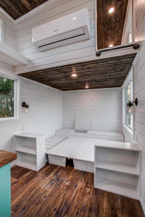 Convertible Sofa Bed - 34' Magnolia by Indigo River Tiny Homes