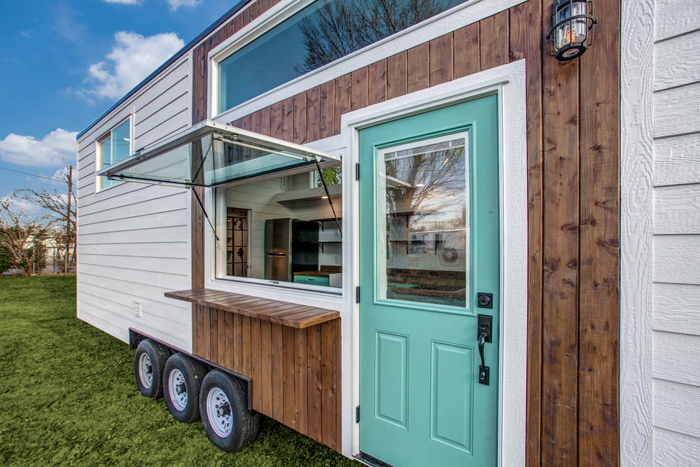 Food Truck Window - 34' Magnolia by Indigo River Tiny Homes