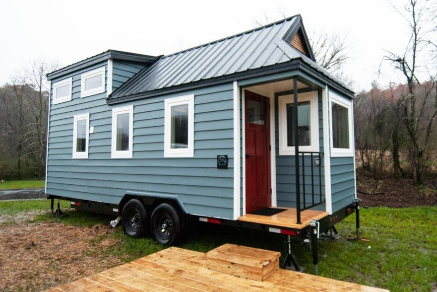 Looking Glass by Red Crown Tiny Homes