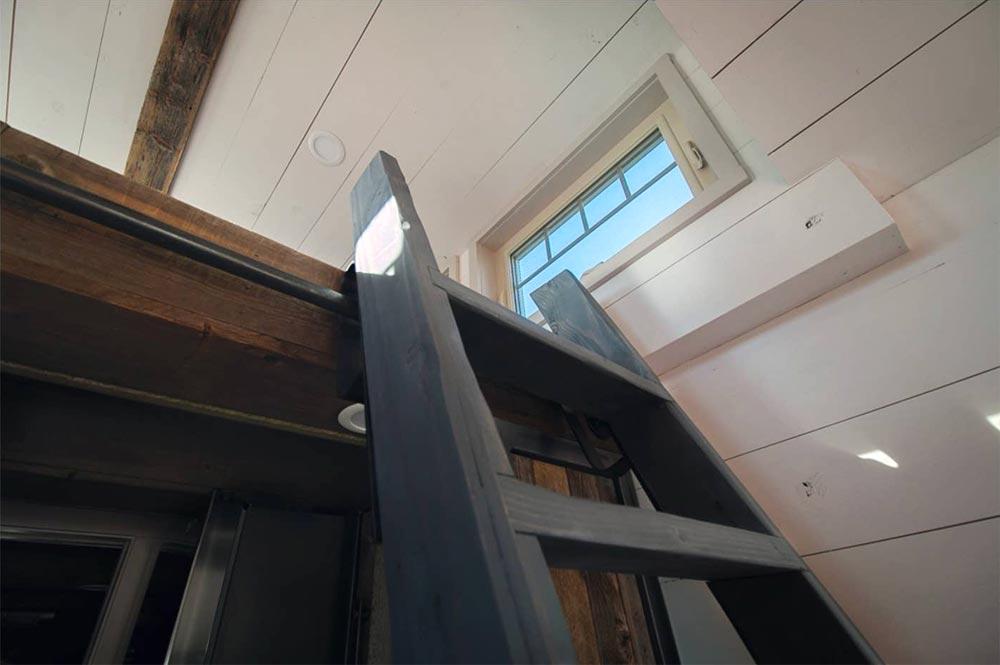 Loft Ladder - Mother Eve at Zion National Park