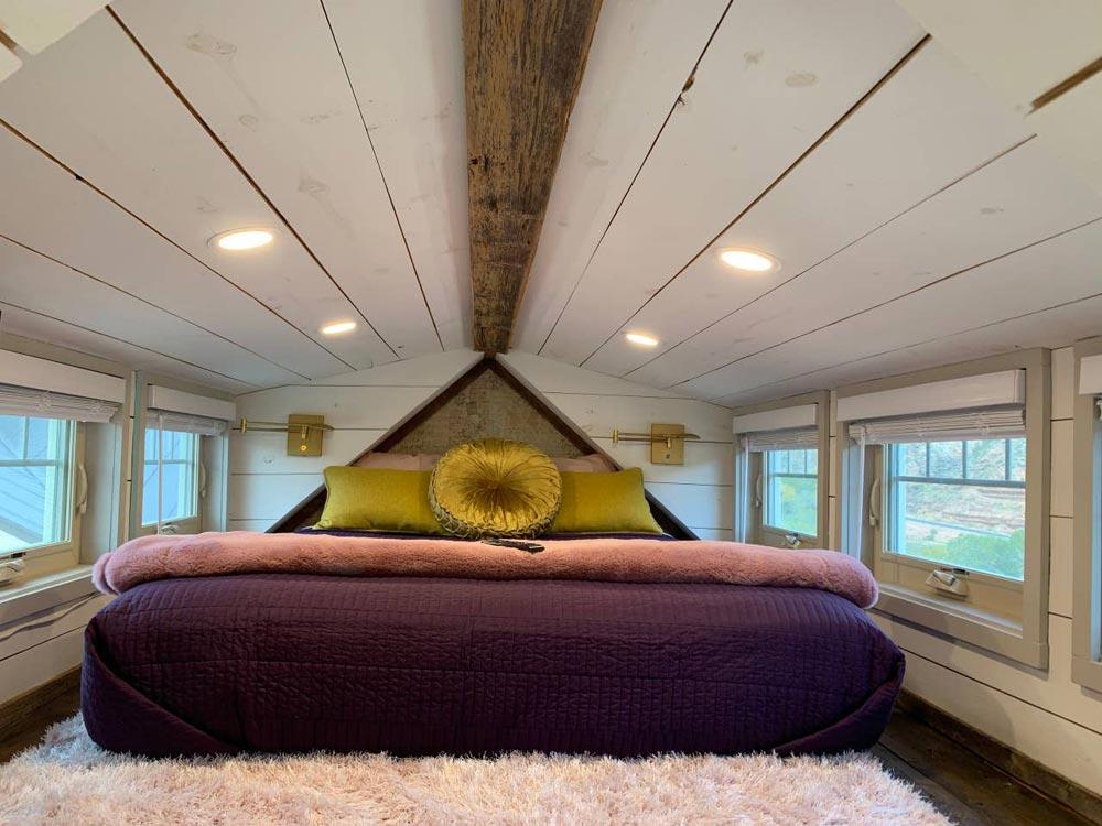 Bedroom Loft - Mother Eve at Zion National Park