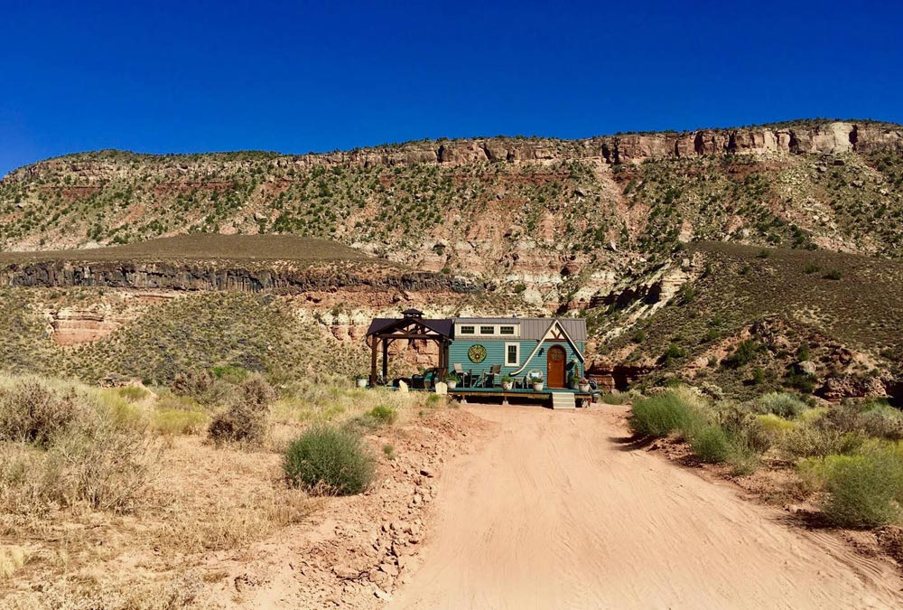 Remote Tiny Home - Mother Eve at Zion National Park