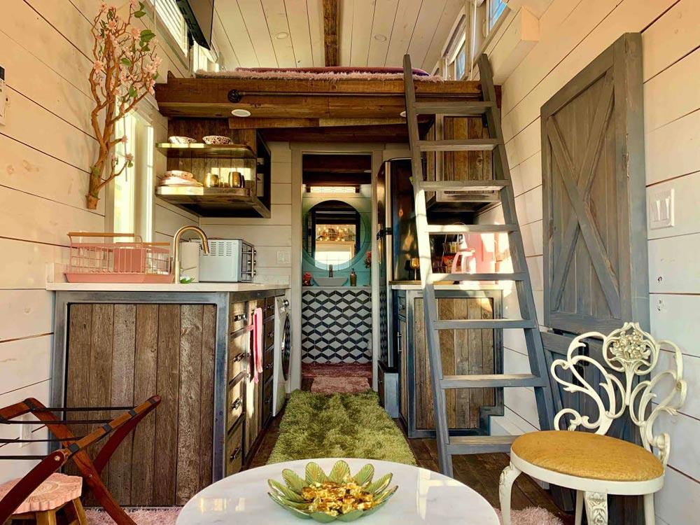 Kitchen & Loft - Mother Eve at Zion National Park