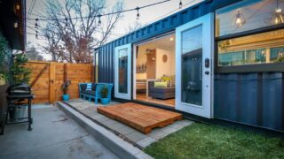 A Tiny Slice of Heaven by Alternative Living Spaces