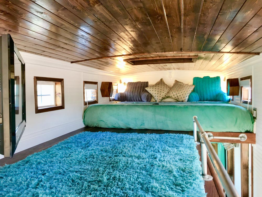 Bedroom Loft - Ark at Zion National Park