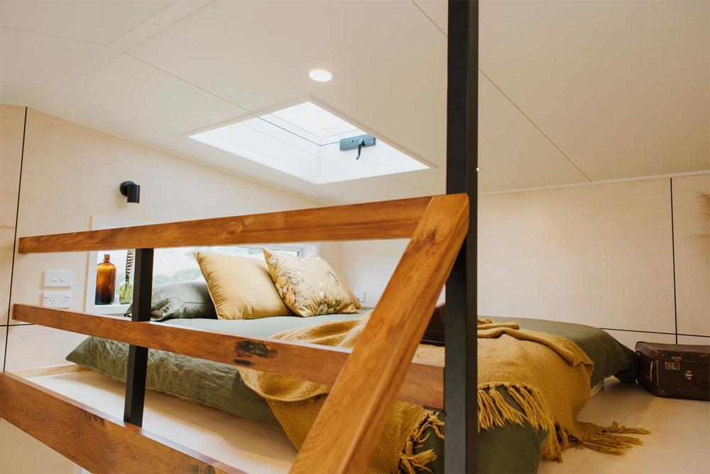 Loft Railing - Cherry Picker Tiny House by Build Tiny