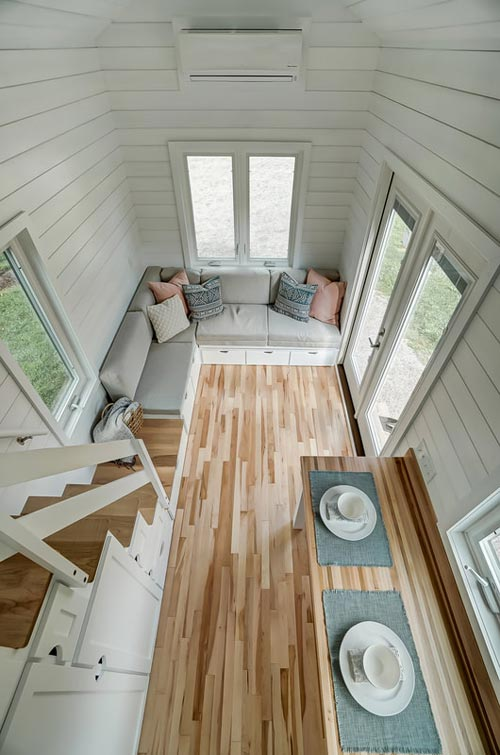 View From Loft - Rainier by Modern Tiny Living