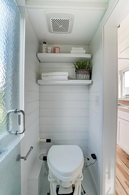 Nature's Head Composting Toilet - Rainier by Modern Tiny Living