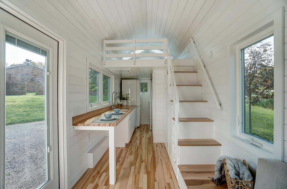 Interior View - Rainier by Modern Tiny Living