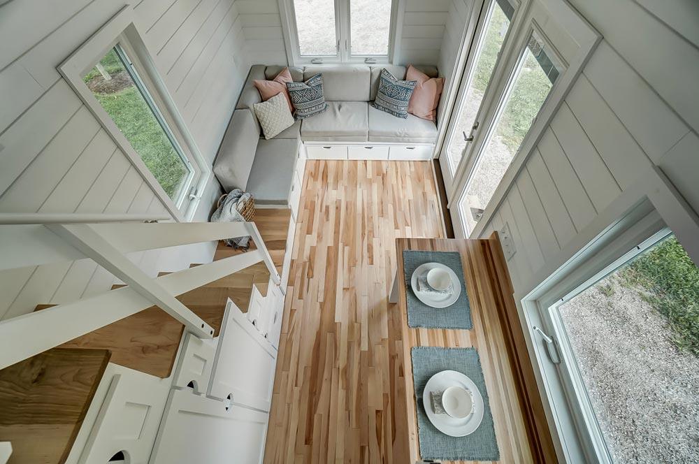 L-Shaped Social Area - Rainier by Modern Tiny Living