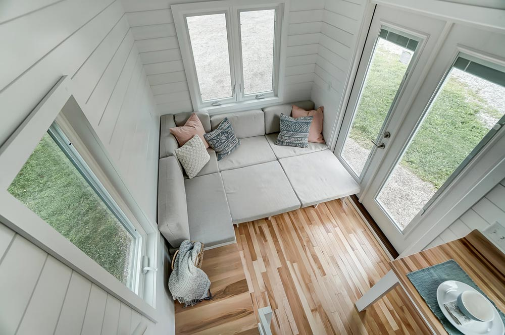 Double Bed Coversion - Rainier by Modern Tiny Living