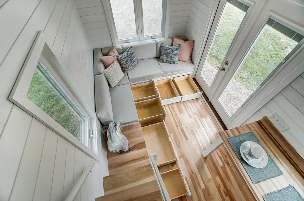 Lots of Storage - Rainier by Modern Tiny Living