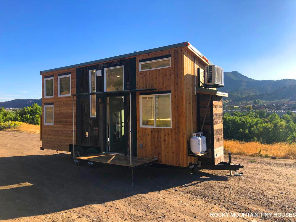 Timberwolf by Rocky Mountain Tiny Houses
