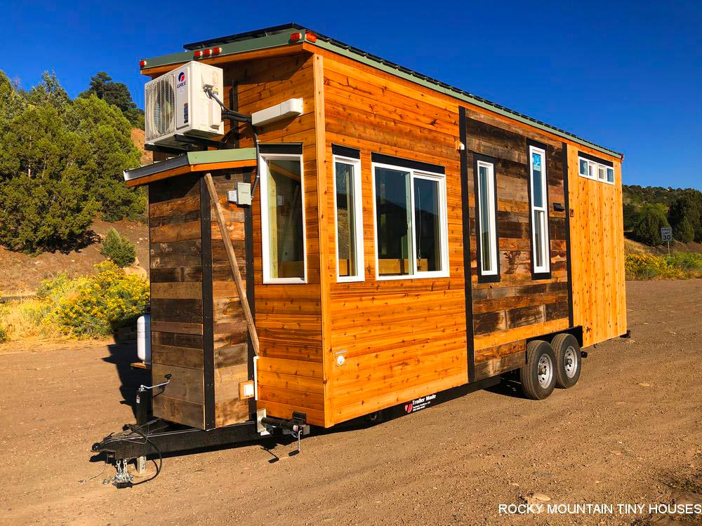 Off-Grid Tiny Home - Timberwolf by Rocky Mountain Tiny Houses