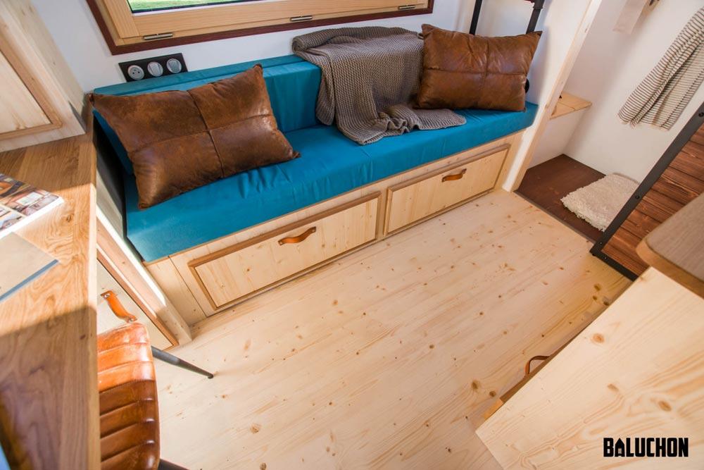 Built-In Sofa - Nano by Baluchon