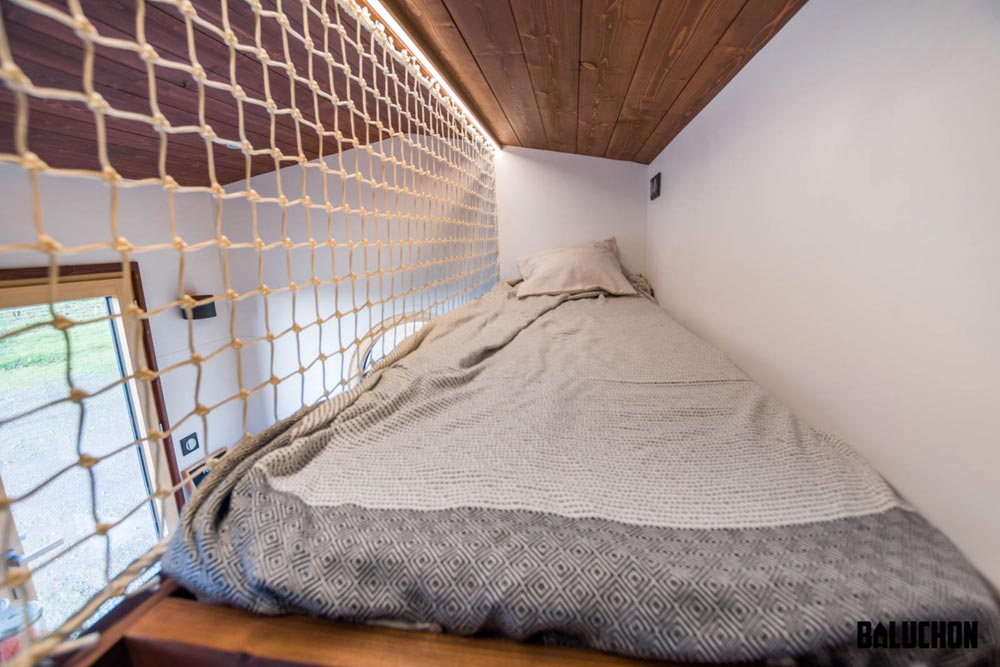 Loft w/ Safety Net - Nano by Baluchon
