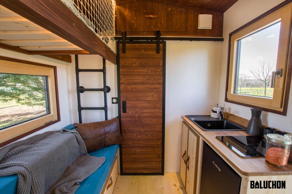 Main Living Area - Nano by Baluchon